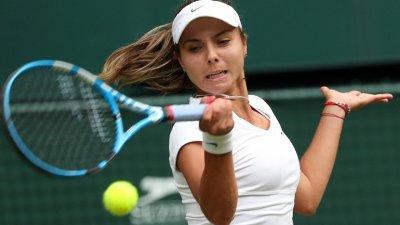 Вики Томова започва срещу китайка на WTA 500 турнира в Санкт Петербург