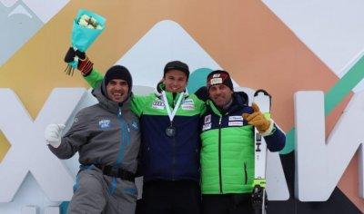 Калин Златков спечели слалома за Купата на Далечния изток