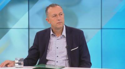 """Фурнаджиев в """"Денят започва"""": Борислав Михайлов може да се завърне начело на БФС"""