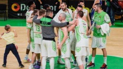 Берое се класира за полуфиналите в Балканската баскетболна лига