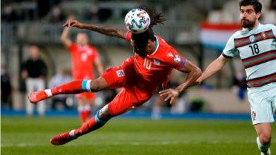 Португалия спечели трудно в Люксембург