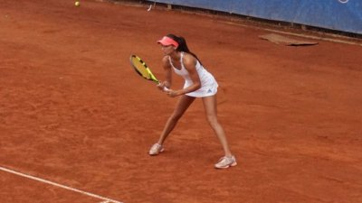 Ани Вангелова с поражение в Аржентина