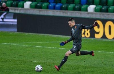 Даниел Наумов: Много съм щастлив от рекорда за националния отбор