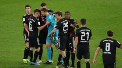 Байерн отказа Лайпциг от шампионските амбиции след минимален успех