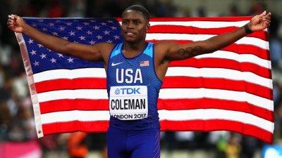 Намалиха наказанието на световния шампион Коулмън