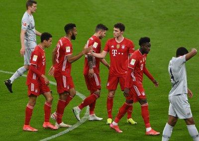 Байерн (Мюнхен) докосва девета поредна титла в Германия