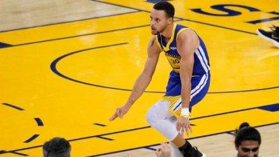 Стеф Къри подобри рекорд по тройки в НБА