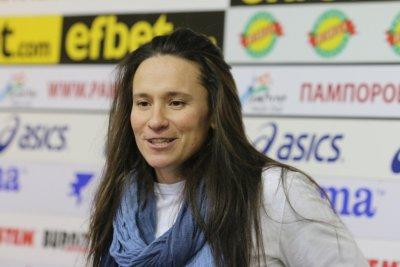 Станилия Стаменова с квота за Игрите в Токио