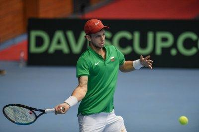 Адриан Андреев е полуфиналист в Анталия