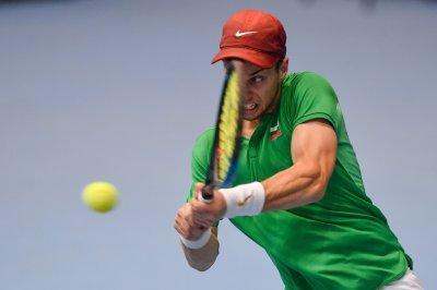 Адриан Андреев е финалист в Анталия
