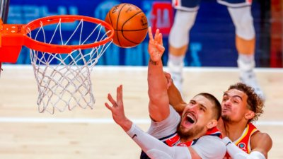 Атланта се класира за плейофите в НБА