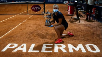 Фиона Феро спечели титлата в Палермо