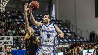 Само Рилски спортист от българските отбори е подал заявка за участие във ФИБА Европа