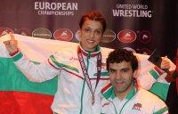 Сребърен медал за Мими Христова от Европейското (видео)