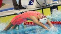 Китайка счупи рекорда на 50 м гръб