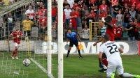 ЦСКА София изтръгна късно реми срещу Черно море в мач с много емоции