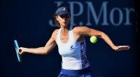"""От """"US Open"""" обявиха часа на 1/4-финала между Пиронкова и Серина Уилямс"""