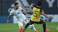 Меси се превърна в герой за Аржентина при завръщането си