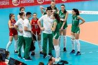 България U17 завърши на пето място в групата си на Евроволей 2020