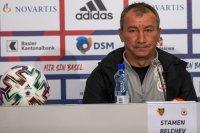 Стамен Белчев: Ще накараме Клуж да се съобрази с нас