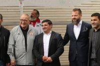 Армен Назарян: Радвам се, че успяхме да направим нещо за спорта
