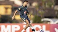 Неймар се контузи на тренировка на Бразилия