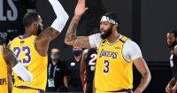 Лейкърс разгроми Маями в мач №1 от финалите на НБА