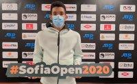 Феликс Оже-Алиасим и Алекс Де Минор влизат в действие на Sofia Open