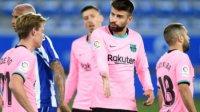 Барселона с нова грешна стъпка в Ла Лига