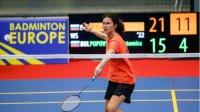 Линда Зечири с победен старт в Германия