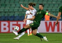 България изпадна в Лига С след нулево реми в Дъблин