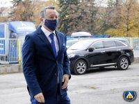 Славиша Стоянович отговори на спекулациите за зимна селекция в Левски