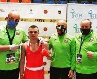 Ясен Радев защити европейската си титла на шампионата в Будва
