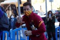 """Барселона задържа Меси с """"доживотна работа"""""""