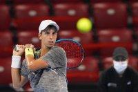 Адриан Андреев се класира за полуфиналите в Ираклион