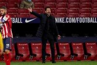 Диего Симеоне прекъсна черна серия срещу Барселона