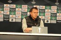 Акрапович: Излизаме за победа срещу ЧФР Клуж
