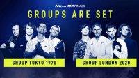 Ясни са групите за финалите на ATP в Лондон