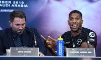 Еди Хърн изчетка Кобрата: Пулев е по-комплексен боксьор от Анди Руис