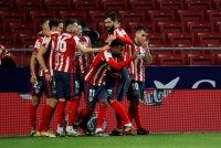 Атлетико (Мадрид) оглави Ла Лига след домакинска победа над Валядолид