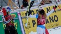 Естер Ледецка триумфира в супергигантския слалом във Вал д'Изер