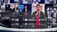 """Левандовски победи Меси и Роналдо за """"Най-добър играч"""" през 2020 г. според ФИФА"""