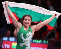 COVID-19 спря Биляна Дудова за Световната купа по борба в Белград
