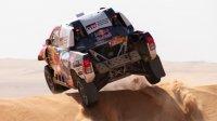 Четвърти етапен успех за Насер Ал-Атия на Рали Дакар