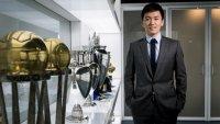 Собственикът на Интер Стивън Жанг може да продаде дела си в клуба