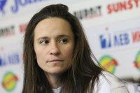 Станилия Стаменова: Мястото ми е във водата, не искам да водя борби
