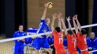 """Левски триумфира във волейболното """"Вечно дерби"""""""