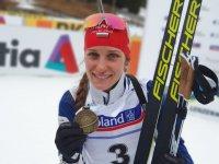 Милена Тодорова 8-ма на Европейското по биатлон