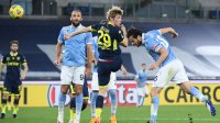 Лацио се класира за 1/4 финалите за Купата на Италия