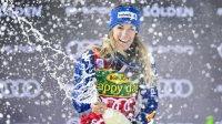 Марта Басино триумфира в Кранска гора
